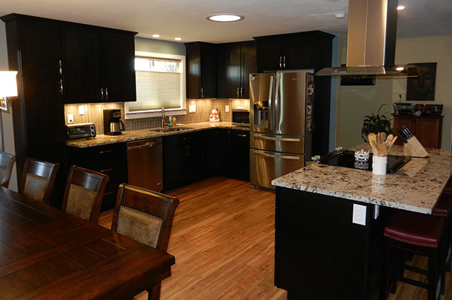 Brenda and Trudy's Kitchen Remodel