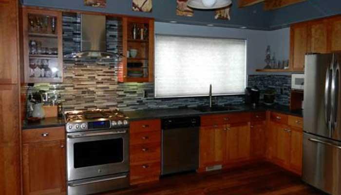 Kitchen Remodeling in South Hills Eugene Carolyn