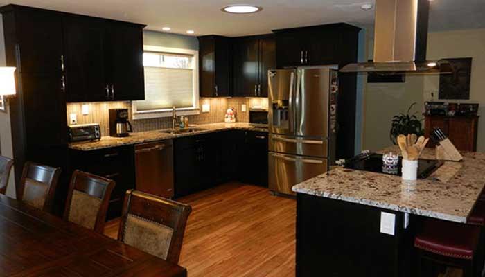 Kitchen Remodel in Springfield for Brenda & Trudy