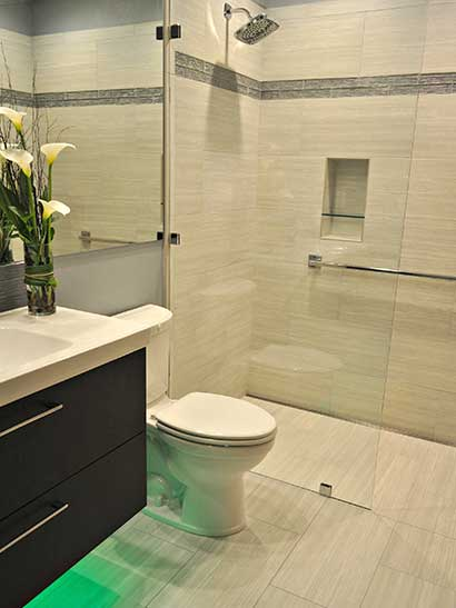 New Bathroom Remodel in Eugene