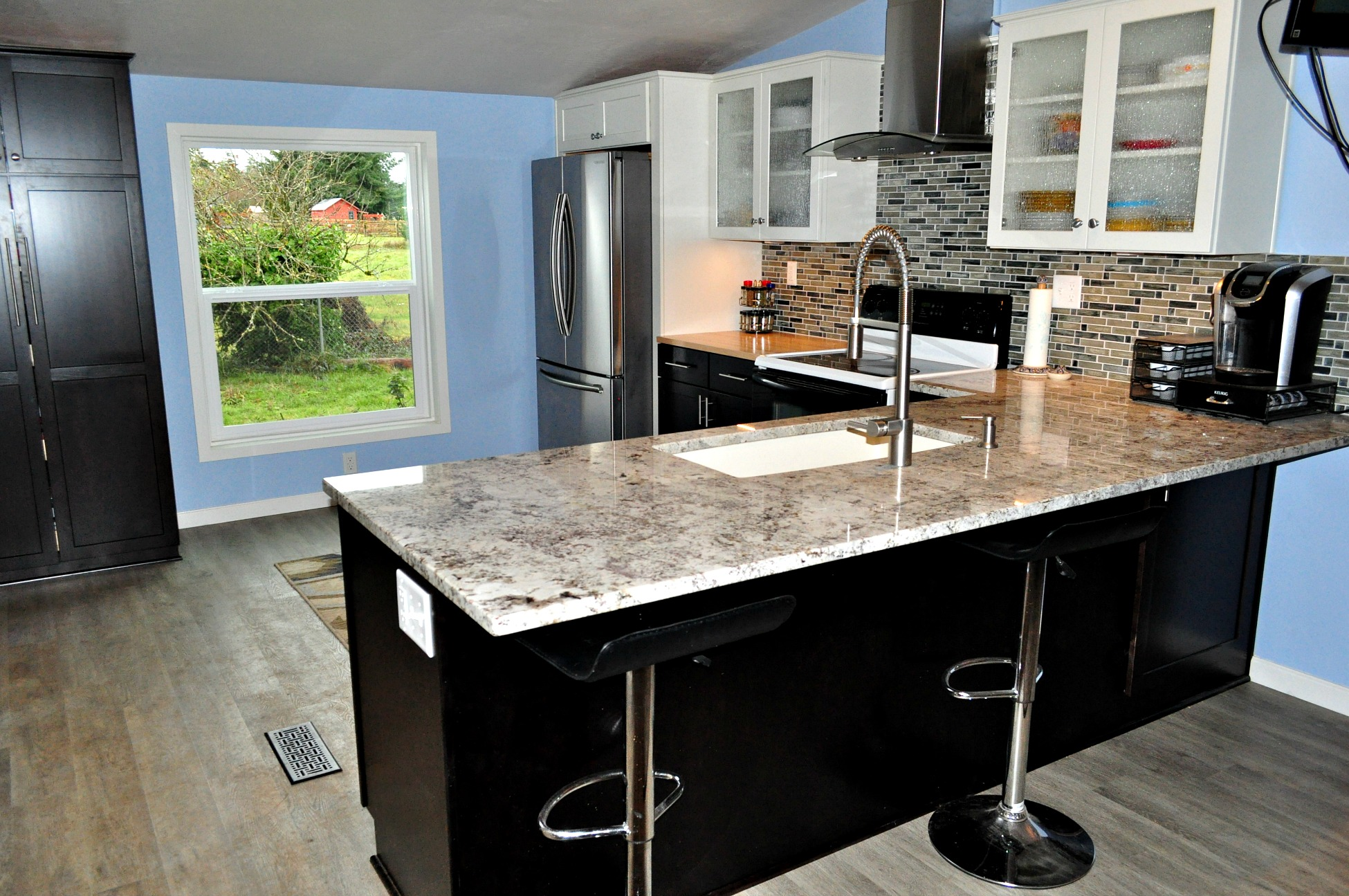 Junction City Remodeling Contractor remodels Kitchen